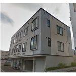 JR函館本線「厚別」駅 徒歩8分 1LDK×16戸・駐車場あり!