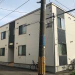 JR「小樽」駅 徒歩8分 TVモニター付きオートロック・バストイレ別・ウォシュレット・シャワードレッサー